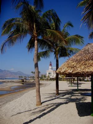 I'm staying in the Subic Bay