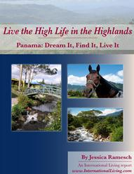 Panama – Live the High Life in the Highlands 2012