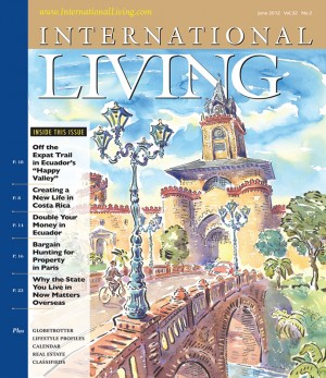 Get Your June Issue—This Month in International Living Magazine