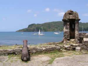 The Pirates of Panama's Beautiful Port