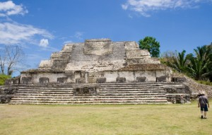 Visiting the Mayan Ruins of Belize
