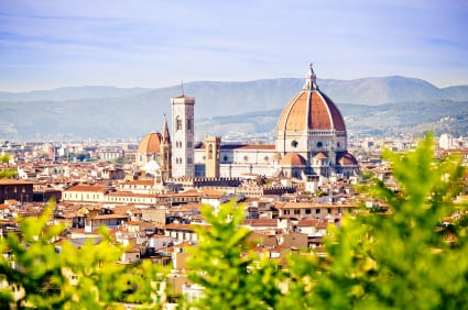 "The ""Sweetness of Doing Nothing"" in the Hills of Florence"