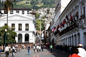 A Month Living and Working in Quito, Ecuador