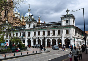 The Climate in Cuenca, Ecuador