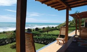 Enticed by Ecuador:  Chill at Jama Campay