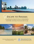 Escape to Panama 2013Cover
