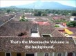 A Bird's Eye View of Colonial Buildings in Granada, Nicaragua