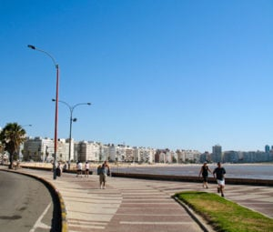 The Best Things in Life Are Still Free in Montevideo, Uruguay