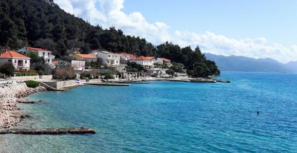 Beachfront Property in Croatia