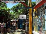 Video Tour of Callejon de Hamel in Havana, Cuba