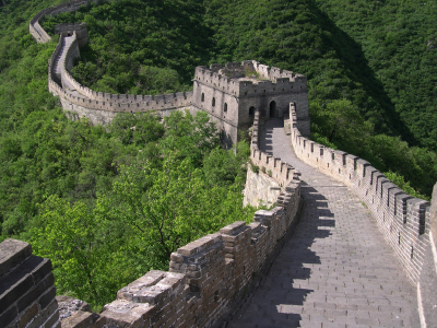 Help rebuild the Great Wall of China...and other volunteer adventures in the natural world