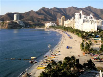 Caribbean Santa Marta—Colombia's Affordable Beach Town