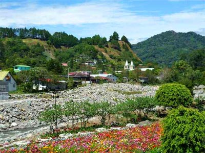 To Find the Best Climate in Panama: Head for the Hills