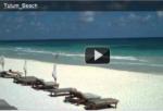 Video Postcard: The Beach at Tulum, Mexico