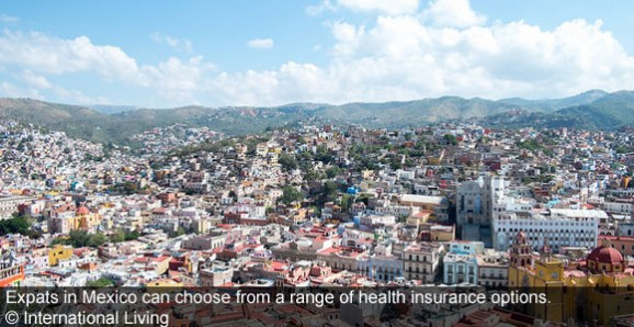 Take Your Health Insurance Overseas