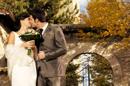 Italy is probably the most romantic country in the world to get married in