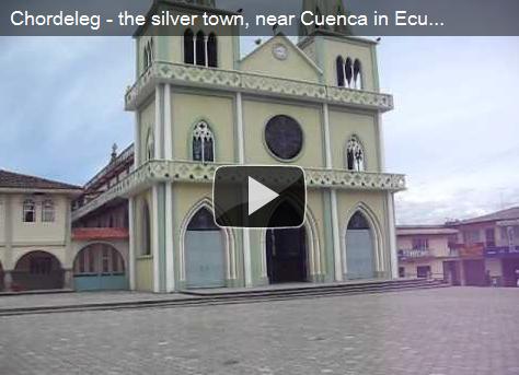 Video: The Silver Town of Chordeleg, Ecuador