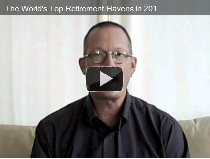 Video: The Top 5 Retirement Havens in the World