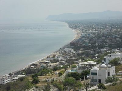 Oceanfront Condo in Ecuador: $47,500