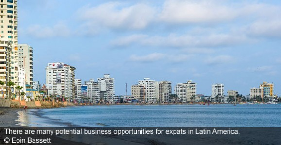 Thinking Of A Business Overseas? Here's What The World Needs