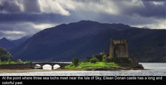 Sea Lochs, Castles, Whiskey, And Food