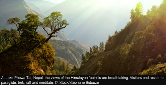 Adventurous Life in a Himalayan Town