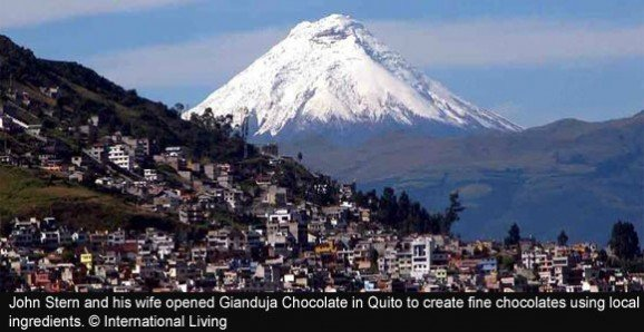 "Embracing The ""Sweet"" Life In Quito, Ecuador"