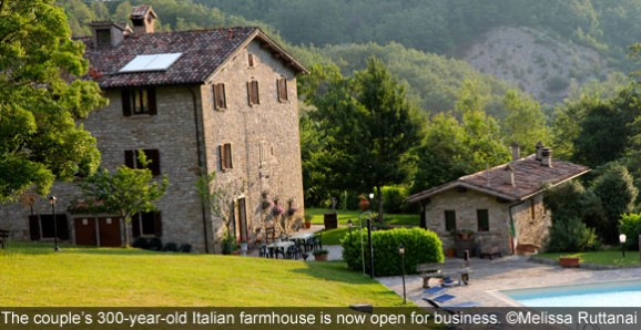 An Italian Agriturismo Farm To Fork In Le Marche