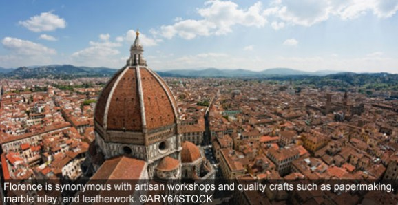 From Italy with Love: Nine Ways to Fall for Florence