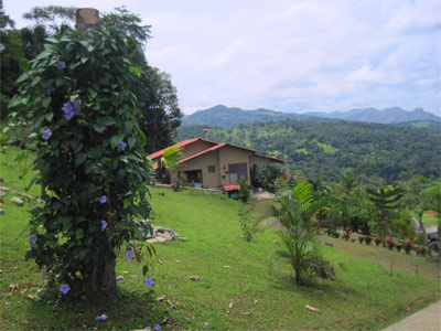 Mountain Village Panamanian Life