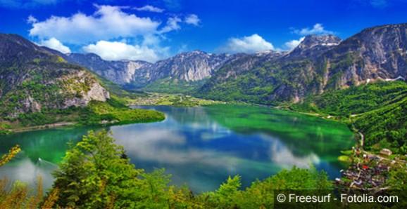 austria-lakes