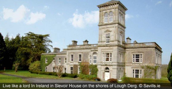 Live Like A Lord In Ireland—Huge Discounts On Mansions