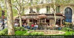 "A Texan ""Opens Shop"" in Paris"
