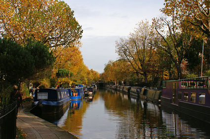 Living on a Houseboat in London