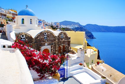 Crisis in Greece Pushes Property Prices into Free Fall