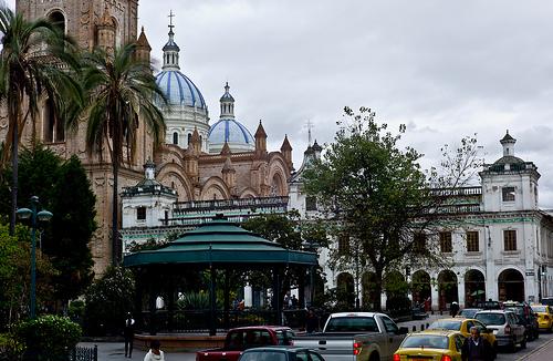 """Doctors in Cuenca, Ecuador Even Answer Their Own Phones..."""