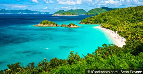 The U.S Virgin Islands