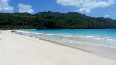 A Photo of My Favorite Secret Beach in the Caribbean