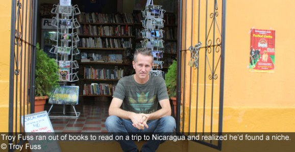 A Book Lover's Business in Colonial Nicaragua