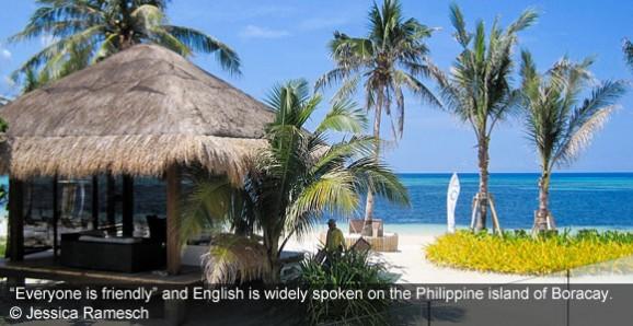Tropical Boracay A Diver's Paradise
