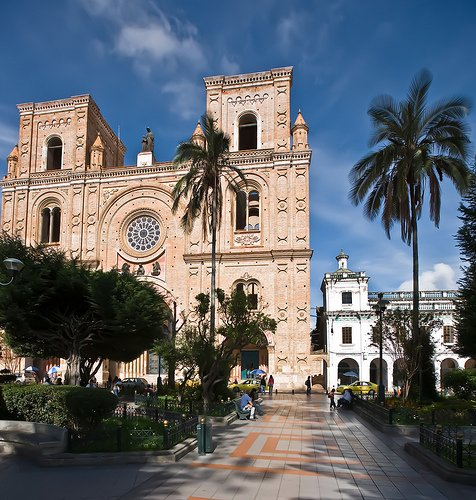 Despite the ever-increasing numbers of expats discovering Cuenca, you'll find property here is still affordable. Take, for instance, a two-bedroom, two-bathroom, ground-floor condo recently for sale in the residential neighborhood of Las Pencas, close to the historic quarter. There is almost 1,000 square feet of living space and amazing views of the surrounding mountains. Price: $84,900.