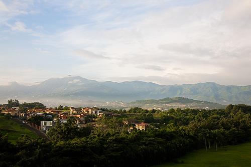 Living in San Ramon, Costa Rica