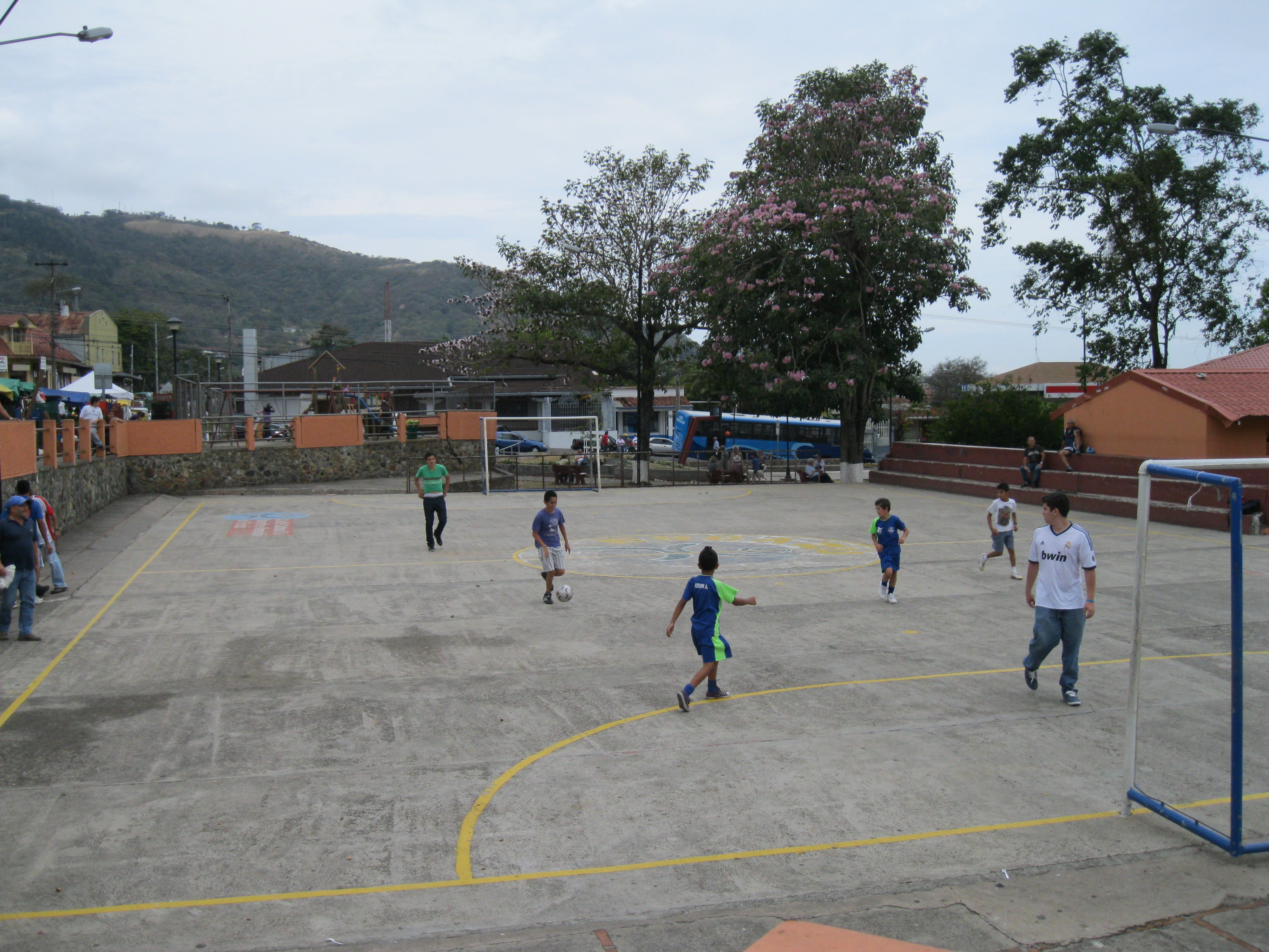 Soccer, known in Costa Rica as futbol, is not just the most popular sport in the country – it's a way of life. People of all ages play and every town has its own field for friendly competition.