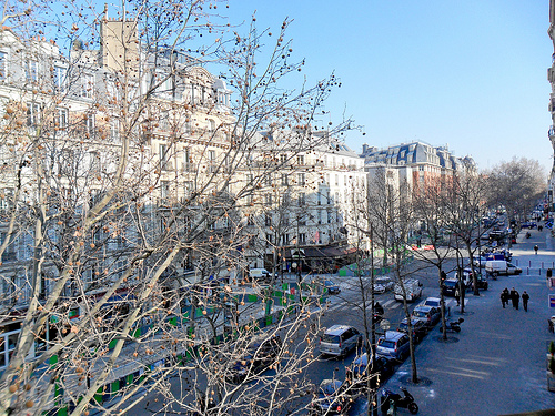 Paris real estate is cheaper on the outskirts of the 12th arrondissement.