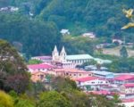 Boquete, Panama, in the heart of Panama's coffee-growing highlands, is a popular town for expats.