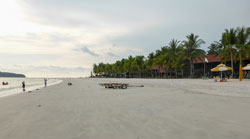Malaysia's beaches are among the most beautiful in Southeast Asia. © Eoin Bassett