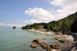 Penang, a cultural melting pot, is a great place to move to with children.  © mellsva - Fotolia.com