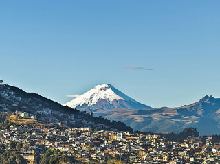 Quito, Ecuador was the perfect paradise for adventurous Attila Gyuris and his family.