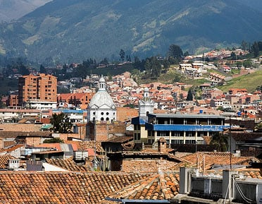 The best locations in Yunguilla, a long valley area, are less than an hour's drive southwest of Cuenca.