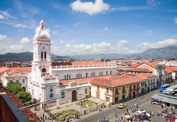 Cuenca, Ecuador's third-largest city and the economic center of the southern sierra, has long been known for its rich intellectual, artistic, and a philosophical tradition. It is now famous for its colorful festivals, distinctive food and breathtaking scenery.